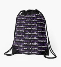 High Point University Drawstring Bag