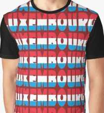 Luxembourg Graphic T-Shirt