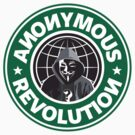 Anonymous Revolution 2014 by BT-PopTee