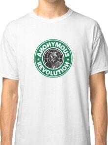 Anonymous Revolution 2014 Classic T-Shirt
