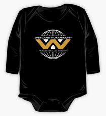The Weyland-Yutani Corporation Globe - Clean Kids Clothes