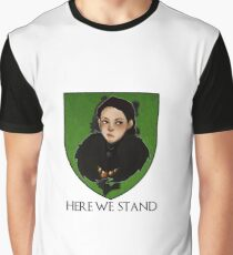 Lady Lyanna of the House Mormont Graphic T-Shirt