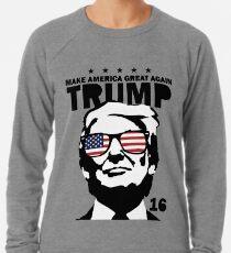 Donald Trump machen Amerika Great Again Shirt Leichter Pullover