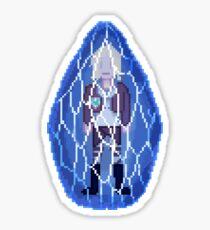 Shingeki No Kyojin Crystal Annie Sticker
