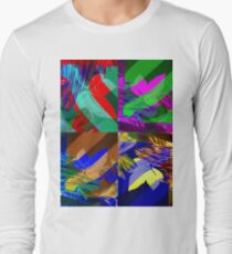 Psychedelic Panels  T-Shirt