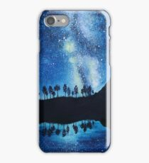 Milky Way Reflections iPhone Case/Skin