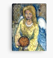 angelic time Canvas Print