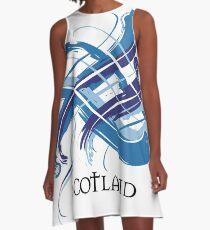 Scotland  A-Line Dress