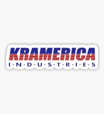 Kramerica Industries Sticker