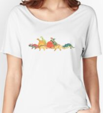 Walking With Dinosaurs Women's Relaxed Fit T-Shirt