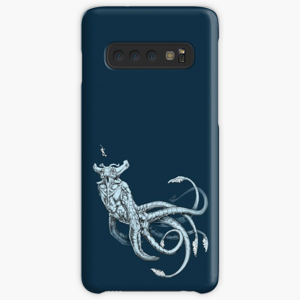 Sea Emperor Transparent Cases & Skins for Samsung Galaxy