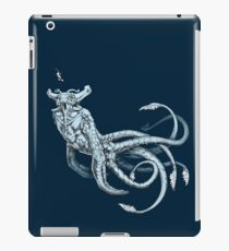 Sea Emperor Transparent iPad Case/Skin