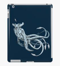 Sea Emperor Transparent iPad Case/Skin