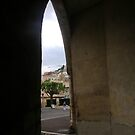 Hole in the wall - Grasse -  France by mikequigley
