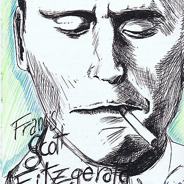 Fitzgerald by MaryaSaraS