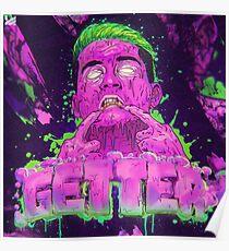 Pink Grime GETTER Poster