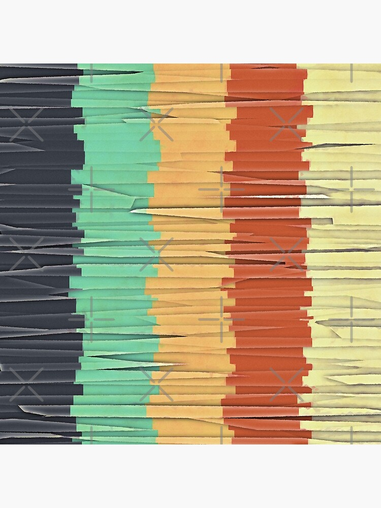 Shreds of Color by perkinsdesigns