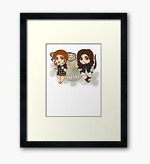 allydia Framed Print