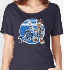 TARDIS Tales Women's Relaxed Fit T-Shirt