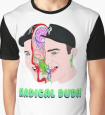 Getter | Radical Dude! Graphic T-Shirt