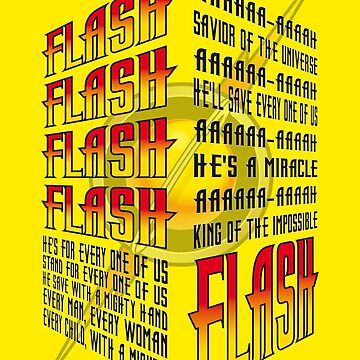 FLASH GORDON´S SONG by pocus