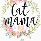 CAT MAMA by Medusa Dollmaker