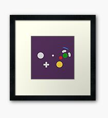 Game Controller Framed Print