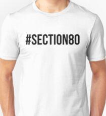Section80 - Kendrick Lamar (B) Unisex T-Shirt