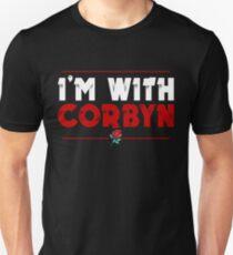I'm With Corbyn Unisex T-Shirt