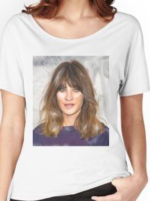 Alexa Chung Women's Relaxed Fit T-Shirt