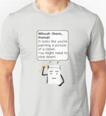 Don't Help Me I'm Annoyed Unisex T-Shirt