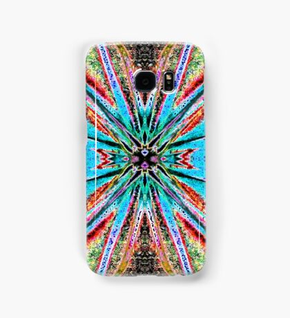 God Is Divine Abstraction #5 Samsung Galaxy Case/Skin