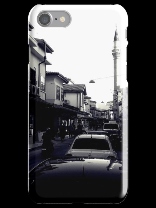 A street in Konya by rasim1