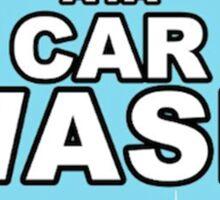 Breaking Bad A1A Car Wash Sticker