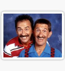 Chuckle Brothers Sticker