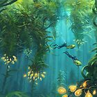 Exploring the Kelp Forest by UnknownWorlds
