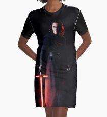 Star Wars - Kylo Ren Graphic T-Shirt Dress