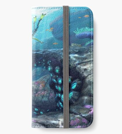 Twisty Bridges iPhone Wallet/Case/Skin