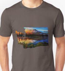 Washington cascades  Unisex T-Shirt