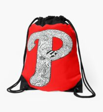 'Phighting' Phillies.  Drawstring Bag