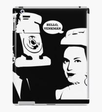 Hello, VENKMAN! iPad Case/Skin