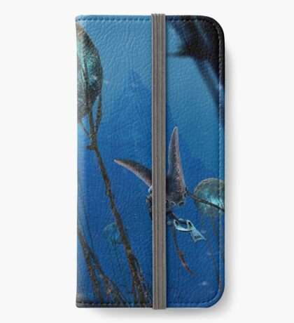 The Grand Reefs iPhone Wallet