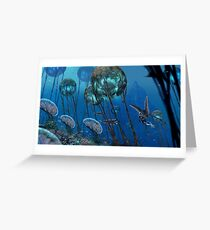 The Grand Reefs Greeting Card