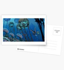 The Grand Reefs Postcards