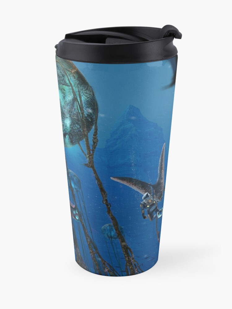 Alternate view of The Grand Reefs Travel Mug