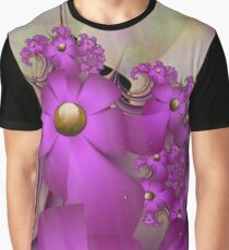 Rise of the Flowers Graphic T-Shirt