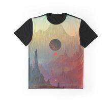 The Cosmic Daydream Graphic T-Shirt