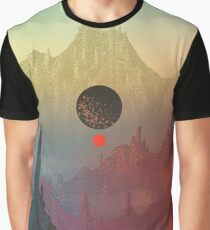 The Cosmic Daydream Graphic T-Shirt