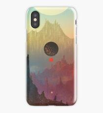 The Cosmic Daydream iPhone Case