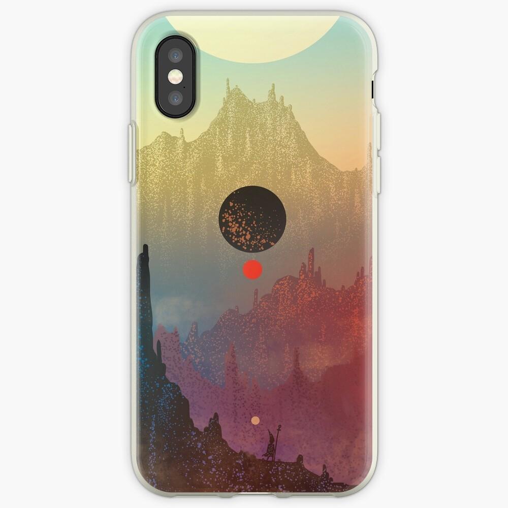 Der kosmische Tagtraum iPhone-Hüllen & Cover